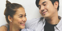 Maja Salvador and Paulo Avelino star in Indie RomCom I'm Drunk, I Love You