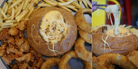 Now Open: Kko Kko, home of the Chicken Cheese Fondue, at Market! Market!