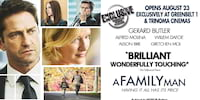 Ayala Malls Cinemas' Exclusive A Family Man is a Timely Offering for Families on Aug. 23