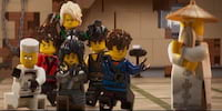 The LEGO Ninjago Movie -- An Epic Tale of Good and...Dad