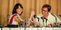 Tennis' Greatest Showdown Battle of the Sexes Exclusive at Ayala Malls Cinemas