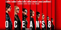 Poster Reveal: Here's Your First Look at the Fiercely Female Cast of 'Ocean's 8'