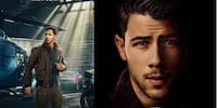 Nick Jonas, a Mysterious Gamer in Jumanji: Welcome to the Jungle