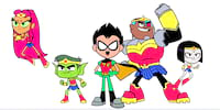 WATCH: Gleeful Teaser Trailer Arrives for Teen Titans Go! to the Movies