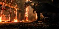 WATCH: New Epic Global Trailer of 'Jurassic World: Fallen Kingdom' Astounds