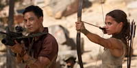Asian Superstar Daniel Wu Plays Lara Croft's Ally in Tomb Raider