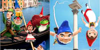 As More Missing Gnomes Spotted: Sherlock Gnomes Reveals New Posters