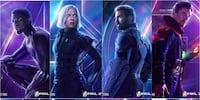 New Avengers: Infinity War Character Posters Spotlight Earth's Mightiest Heroes
