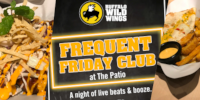 League Nights at Buffalo Wild Wings!