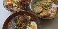 Sarsa's Batchoy Bowls and Icy Desserts Keep You Company, Rain or Shine