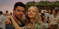 Amanda Seyfried, Dominic Cooper Reunite in Mamma Mia! Here We Go Again