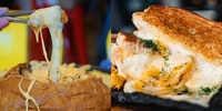 10 Amazingly Cheesy Dishes Around Metro Manila