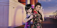 Selena Gomez, Andy Samberg Back as Mavis & Johnny in Hotel Transylvania 3