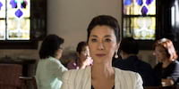 Michelle Yeoh Upholds Family Legacy in Crazy Rich Asians