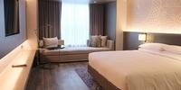 FIRST LOOK: 5-Star Hotel 'Marriott' Opens in Clark Freeport, Pampanga