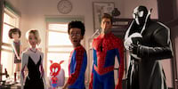 WATCH: New Trailer of Spider-Man Boldly Takes You Into The Spider-Verse