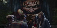 Slasher film, Hell Fest, Opens in PH Cinemas Today!