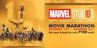 SM Cinema and Marvel Studios Unveils a Marvel Movie Marathon at only P100 per Movie!