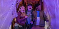 Brave, Smart Kids Save Their Town in Goosebumps 2: Haunted Halloween