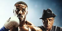 New Creed II Poster Shows Rocky in Adonis' Corner