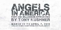 Angels in America - Part One: Millennium Approaches