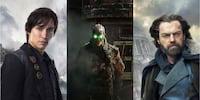 Robert Sheehan, Hugo Weaving & Stephen Lang: The Men of Mortal Engines