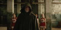 New International Trailer for Glass Pits the Protector Vs The Beast