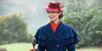 Emily Blunt Shines as The Iconic Nanny in Mary Poppins Returns