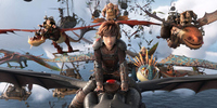 The 'How To Train Your Dragon' Trilogy Concludes with 'The Hidden World'
