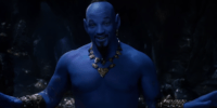 WATCH: Aladdin Sneak Peek Features a Blue Will Smith as the Genie