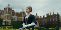 Emma Stone is Caught in a Bizarre Love Triangle in 'The Favourite,' in Cinemas February 20