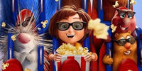 WATCH: The newest TV Spots for the Animated Comedy 'Wonder Park'