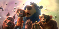 A Child's Creative Imagination Brings a Theme Park To Life in 'Wonder Park'