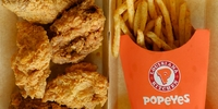 Popeyes Returns to Manila: Here's a Look at their Famous Fried Chicken Menu