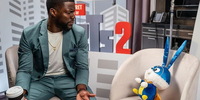 Comedian Kevin Hart Voices a Crazy and Cute Bunny in 'The Secret Life of Pets 2'