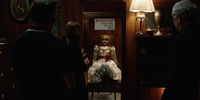 WATCH: A Terrifying New Trailer to 'Annabelle Comes Home'