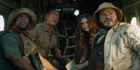 'Jumanji' Takes 'The Next Level' in First Trailer