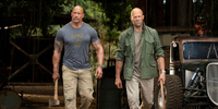Two Alphas Collide on 'Fast & Furious: Hobbs & Shaw'