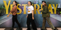 Filipino Musicians Rocked Like The Beatles at 'Yesterday' Philippine Premiere