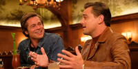 DiCaprio and Pitt Make Once in a Lifetime Hollywood Team-Up