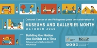 Celebrate Museums and Galleries Month Through These CCP Activities!