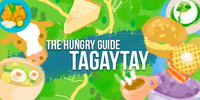 The Hungry Guide: Tagaytay City, Cavite