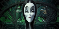 Charlize Theron Voices Morbid Mother Morticia in 'The Addams Family'