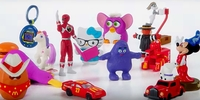 McDonald's Celebrates 40th Anniversary of Happy Meal with Throwback Toys!