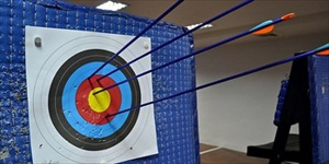 Kodanda Archery Range: He Who Has a Bow