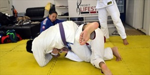 In True Fighting Form: Learning Brazilian Jiu-jitsu with Project Lifestyle Manila