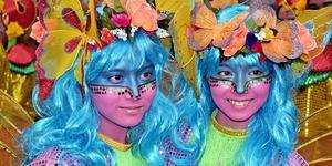 Celebrating Flora and Fauna: Makati Caracol Festival 2014