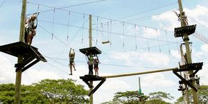 A New Brand of All-Year Round Summerscape Fun at NUVALI's Camp N