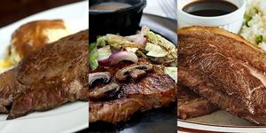 12 Restaurants in Manila Where You Can Find Steaks Under P1,000