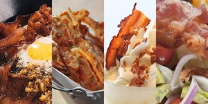 11 Creative Bacon Dishes to try in Manila